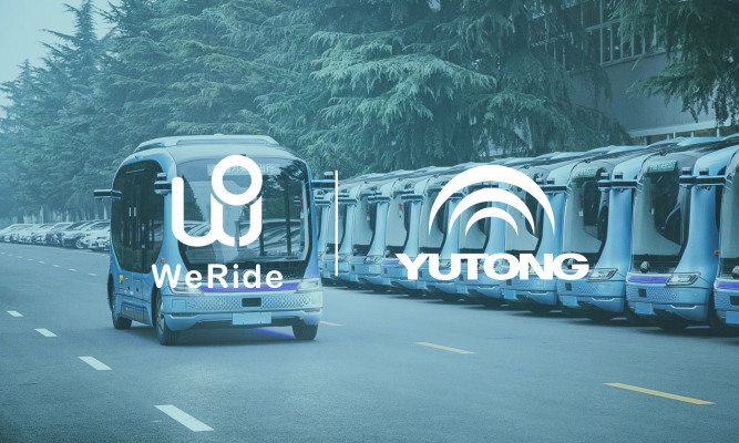 Chinese self-governing driving startup WeRide bags $200M in funding