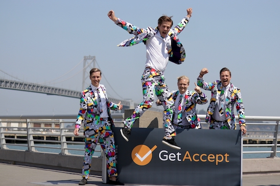 GetAccept raises $20M Series B, led by Bessemer, to broaden its sales platform for SMBs