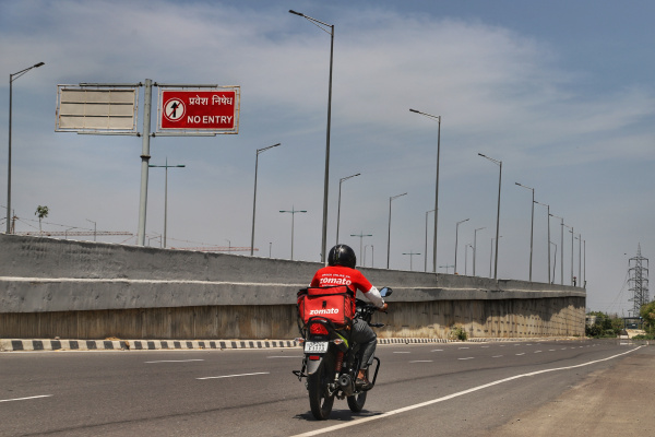 Indian food delivery giant Zomato secures $660 million