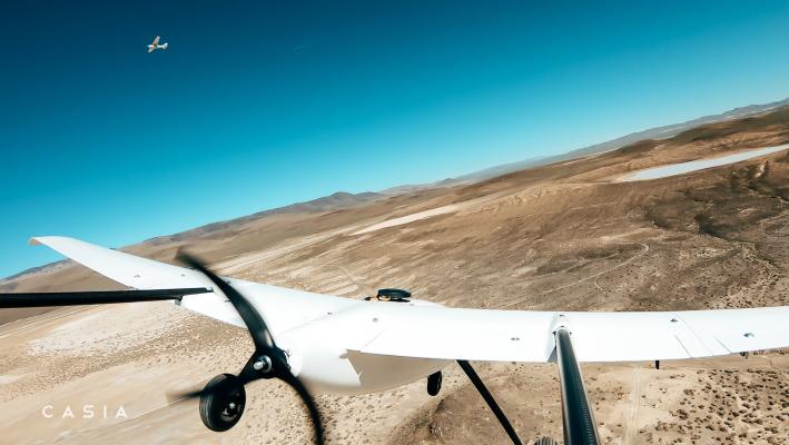 Iris Automation raises $13 million for visual drone things avoidance tech