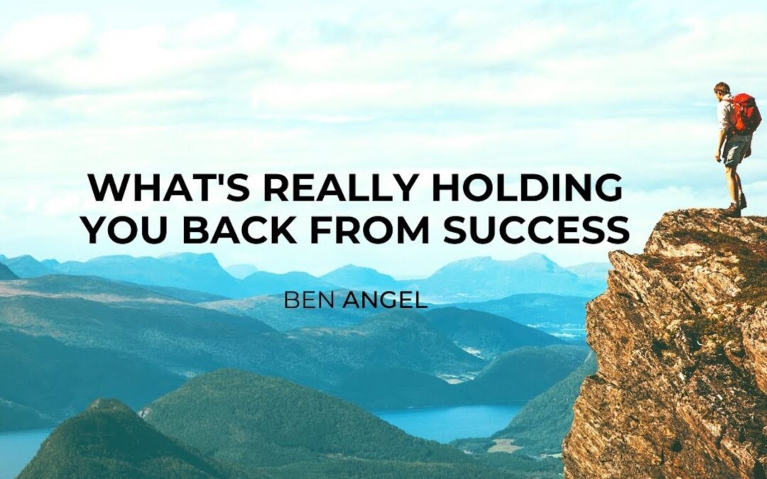 Is Being a 'Self-Help Groupie' What's Really Holding You Back From Success?