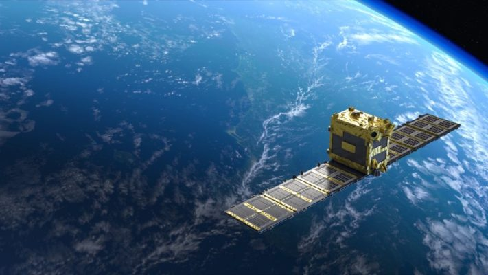 Rocket Lab successfully releases satellite for Japanese startup Synspective