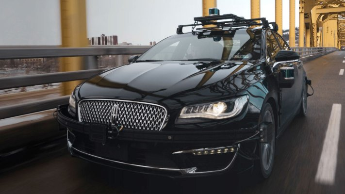 Uber sells self-driving unit Uber ATG in deal that will push Aurora's appraisal to $10B