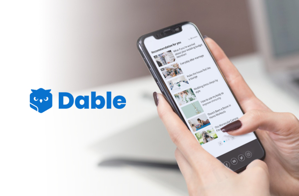 Material discovery platform Dable closes $12 million Series C at $90 million valuation to accelerate its worldwide expansion
