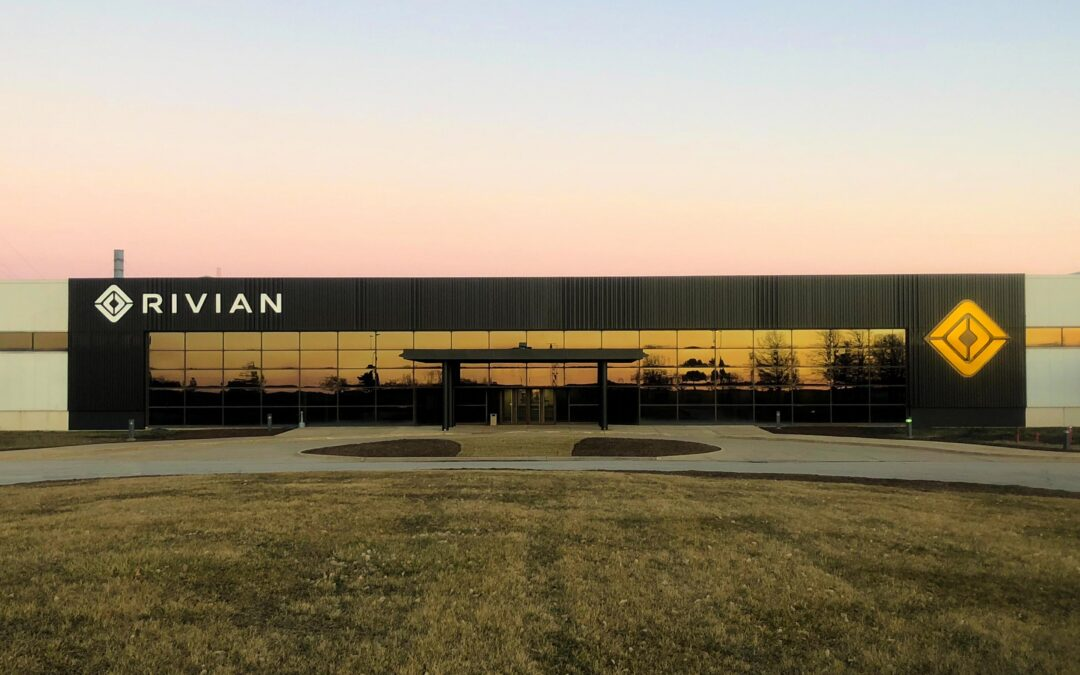 Rivian raises $2.65 B as it pushes toward production of its electric pickup