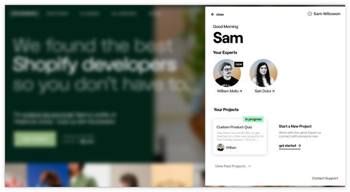 Storetasker revamps its Shopify designer marketplace