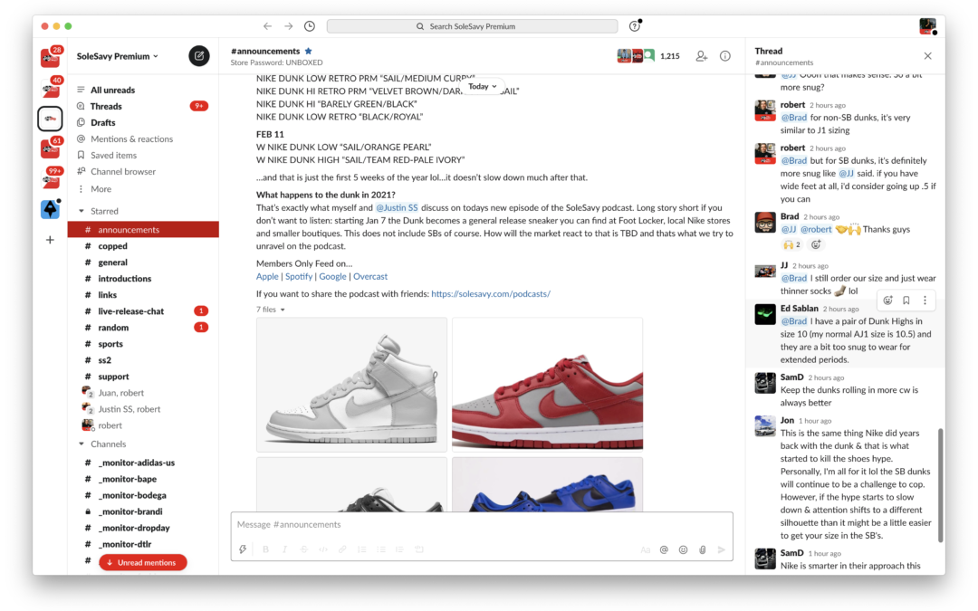 Tennis shoe enthusiast group SoleSavy raises $2M, setting the stage for a community-driven commerce boom