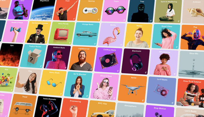 Uppbeat launches a freemium music platform targeted at YouTubers
