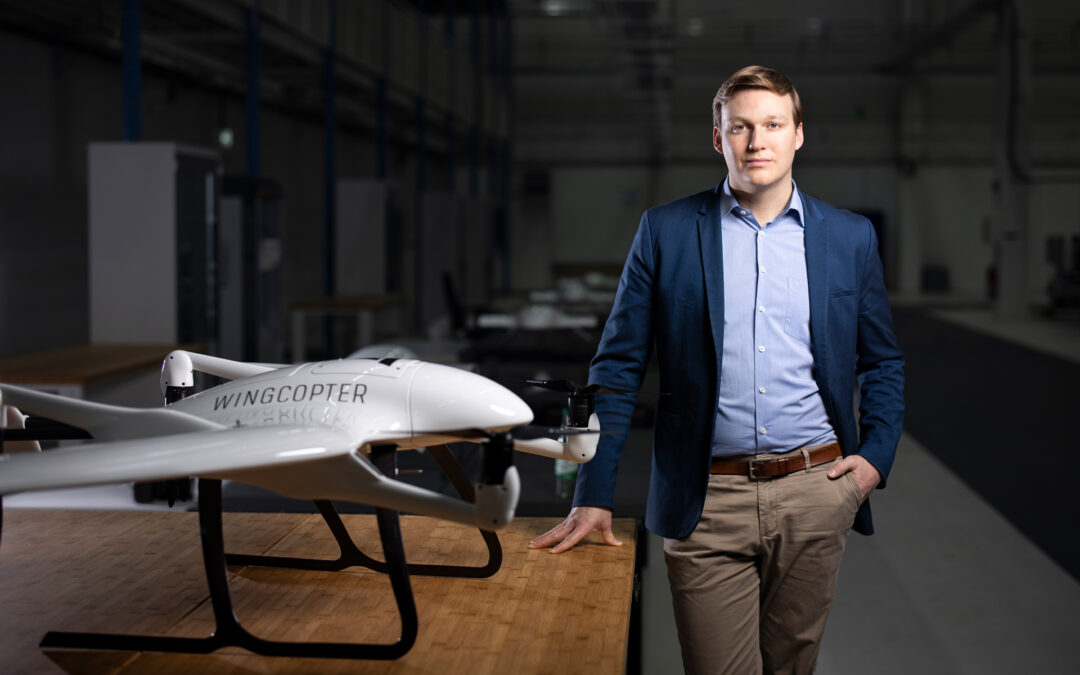 Wingcopter raises $22 million to broaden to the U.S. and release a next-generation drone