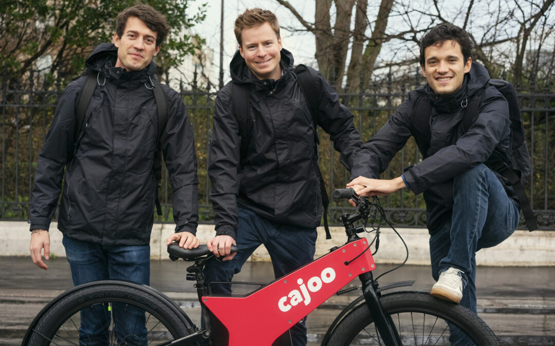 Cajoo guarantees grocery shipments in 15 minutes