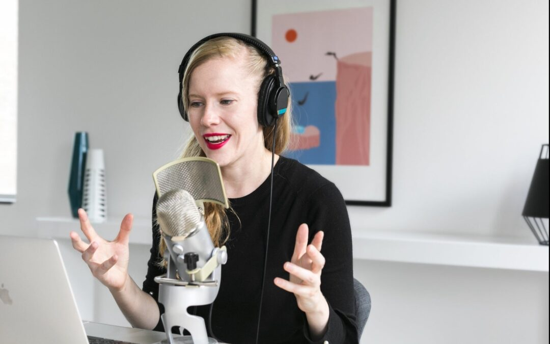 Discover a New Method to Connect With Your Audience and Release Your Own Podcast