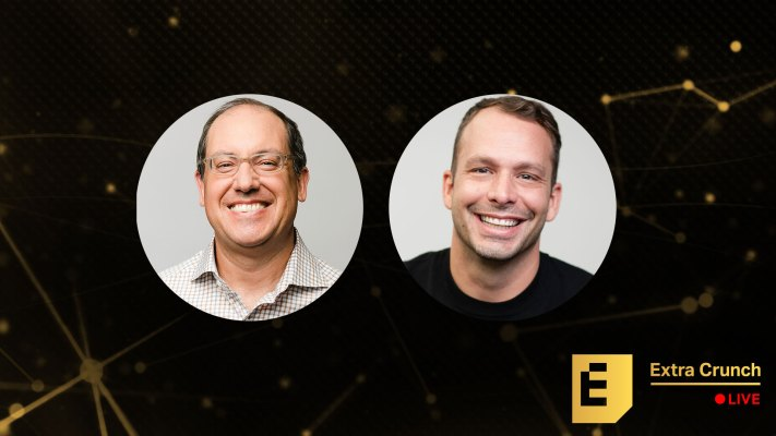 Felicis' Aydin Senkut and Guideline's Kevin Busque on the worth of easy pitch decks