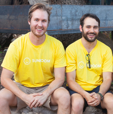 From food delivery to housing: Former Favor founders raise millions for Sun parlor Rentals