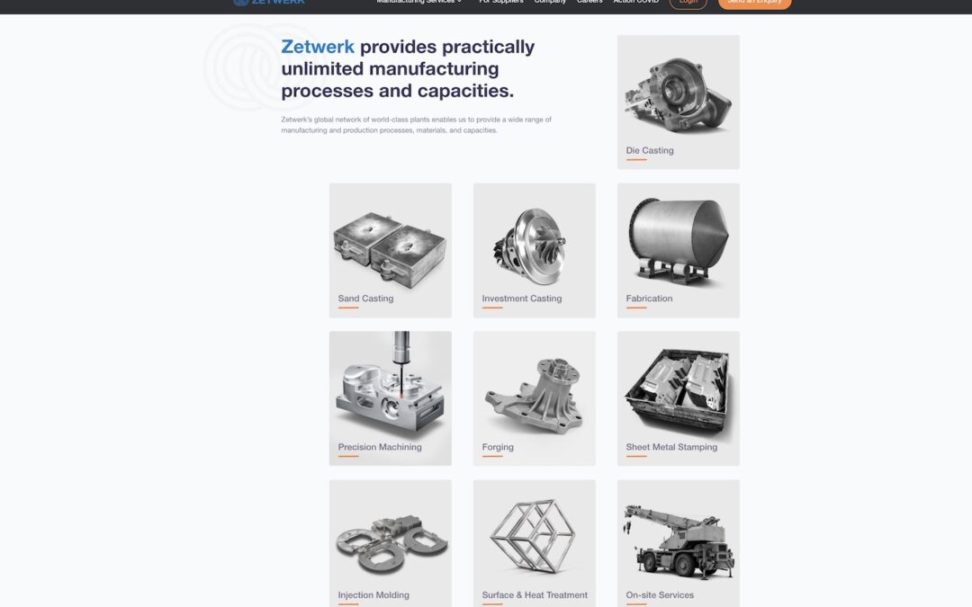 India's Zetwerk raises $120 million to scale its B2B marketplace for manufacturing parts
