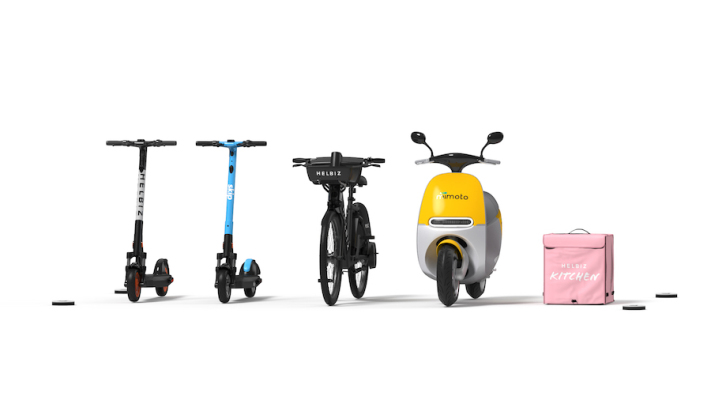 Micromobility start-up Helbiz to go public through a SPAC, and will broaden into ghost kitchen areas