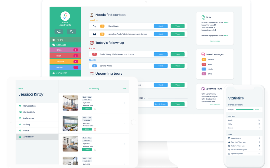 Proptech start-up Knock secures $20M to grow SaaS platform for home supervisors