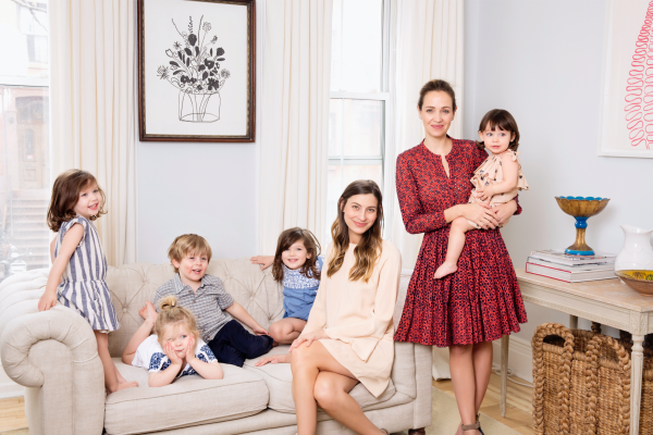 Recently moneyed Maisonette is ending up being a go-to brand for fashion-conscious families; here's how
