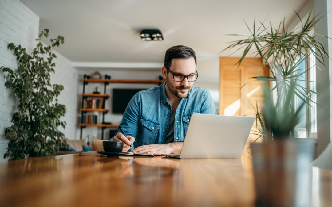 4 Tips for Keeping Efficiency When Working From Home