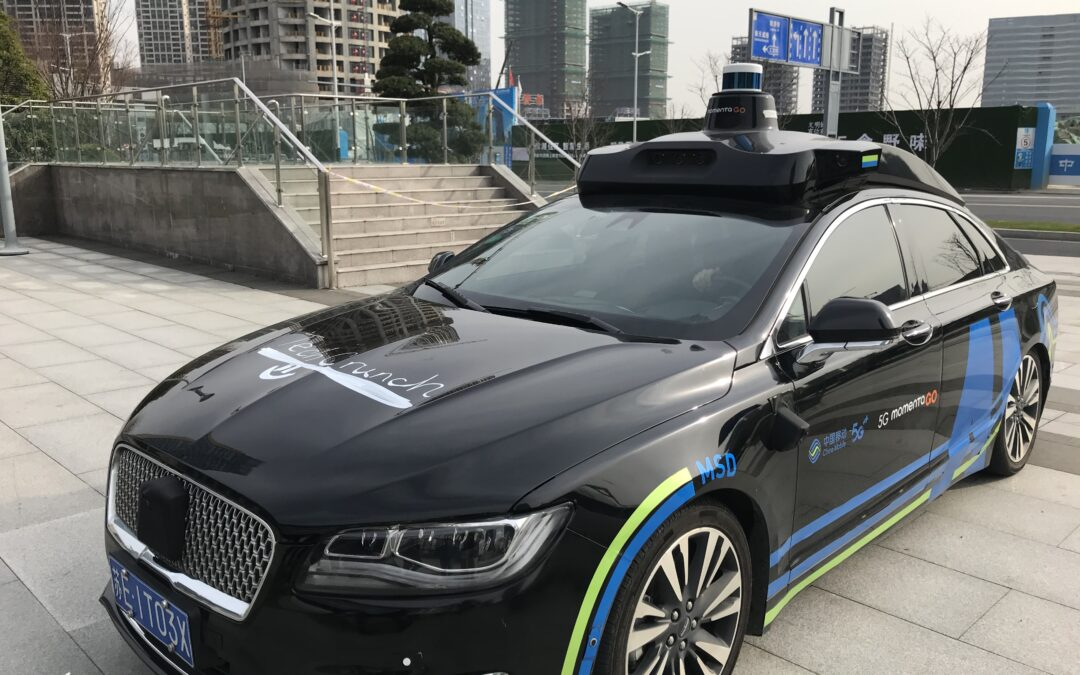 Betting on China's driverless future, Toyota, Bosch, Daimler get on board Momenta's $500M round