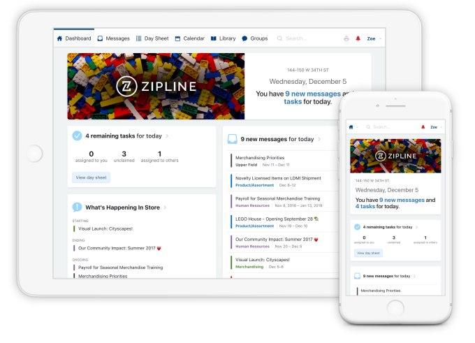 Retail Zipline raises $30M as it assists sellers adjust to the pandemic
