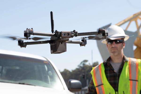 Self-governing drone maker Skydio raises $170M led by Andreessen Horowitz