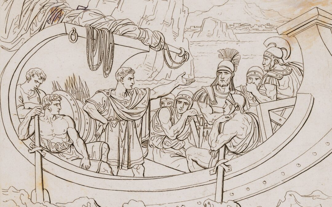 That Time Julius Caesar Was Kidnapped and Insisted His Captors Boost Their Ransom