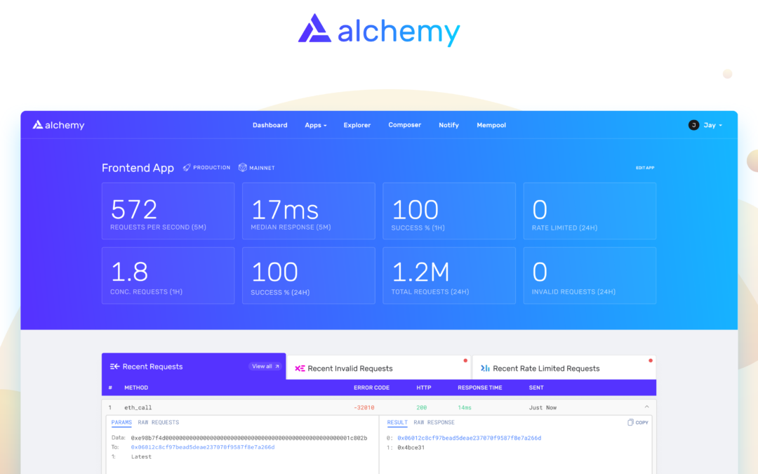 Alchemy raises $80M at a $505M appraisal to be the 'AWS for blockchain'