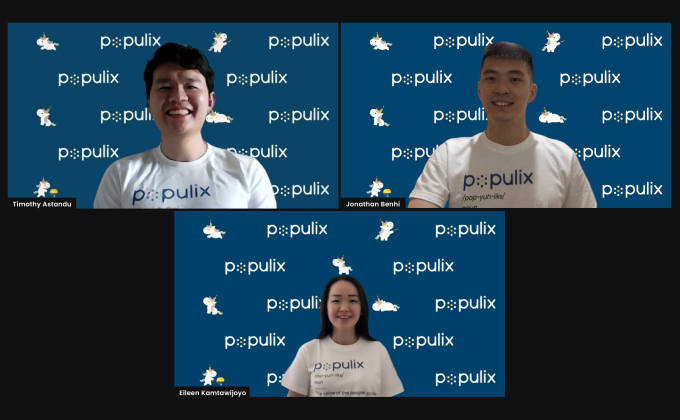 Indonesian consumer research study startup Populix gets $1.2 M in pre-Series A financing