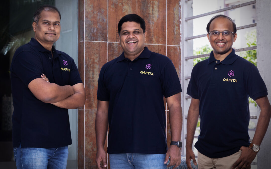 Qapita, a developer of equity management software for startups, raises $5M led by MassMutual