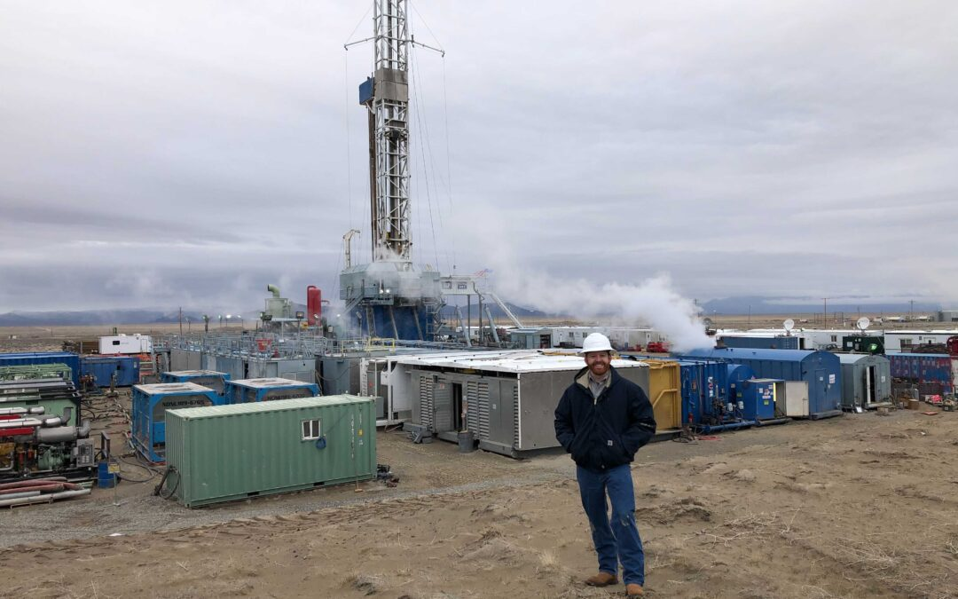 Geothermal technology has massive capacity to power the planet and Fervo wishes to tap it