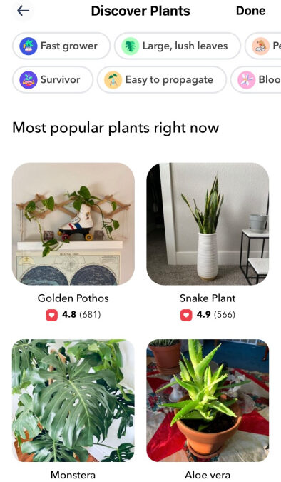 Greg, an app for plant enthusiasts, grows $5.4 million in seed funding