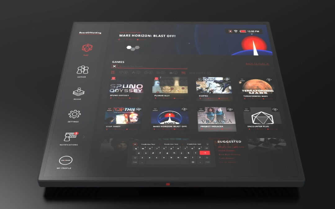 The Last Gameboard raises $4M to deliver its digital tabletop video gaming platform