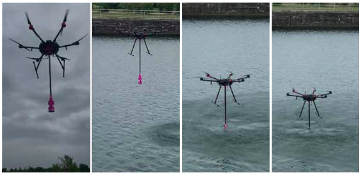 Nixie's drone-based water sampling could conserve cities time and money