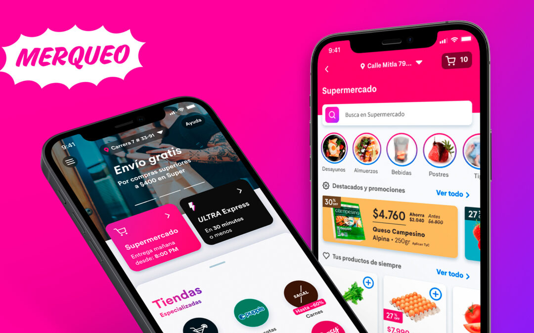Colombia's Merqueo bags $50M to expand its online grocery shipment service throughout Latin America