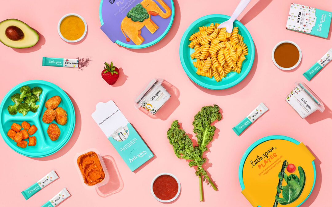 Little Spoon scoops up $44M to grow its kids's nutrition delivery service