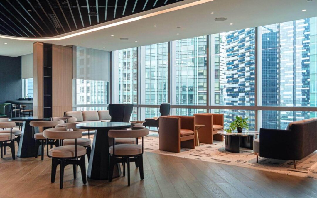 YC-backed Deskimo, an on-demand coworking area app, launches in Singapore and Hong Kong