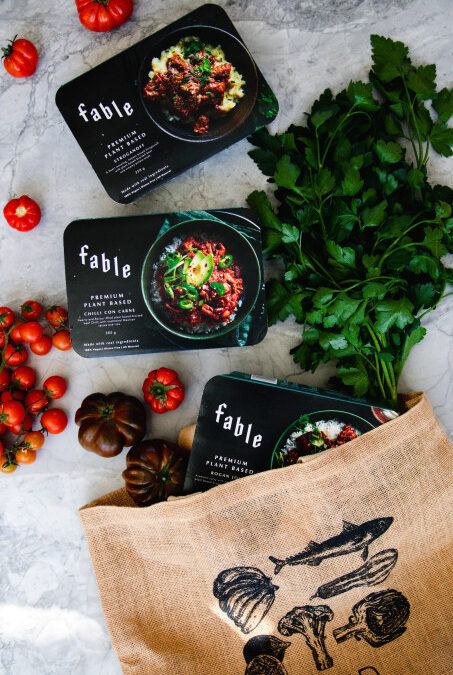 Mushroom-based meat alternative startup Fable Food raises $6.5 M AUD, will launch in the U.S.