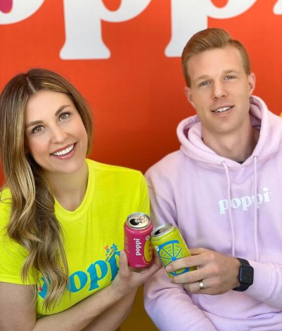 Russell Westbrook, Chainsmokers join group putting $13.5 M into prebiotic soda brand name Poppi