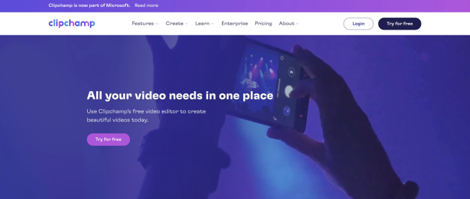 Microsoft gets video production and modifying software maker Clipchamp