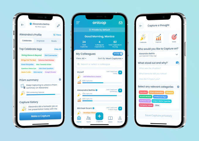 OnLoop releases with $5.5 M to inject some fun into efficiency reviews