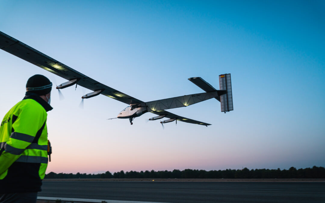 Solar-powered airplane designer Skydweller Aero includes $8M to Series A, partners with Palantir