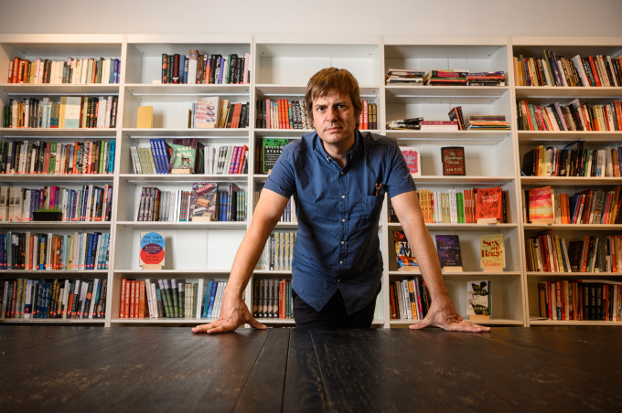 With sales momentum, Bookshop.org aims to future in its fight with Amazon